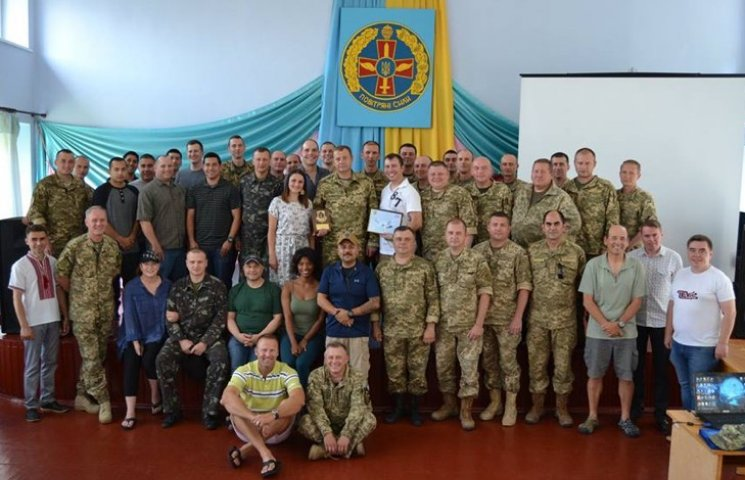 У Староконстянтинові завершилися міжнародні навчання офіцерів військової авіації