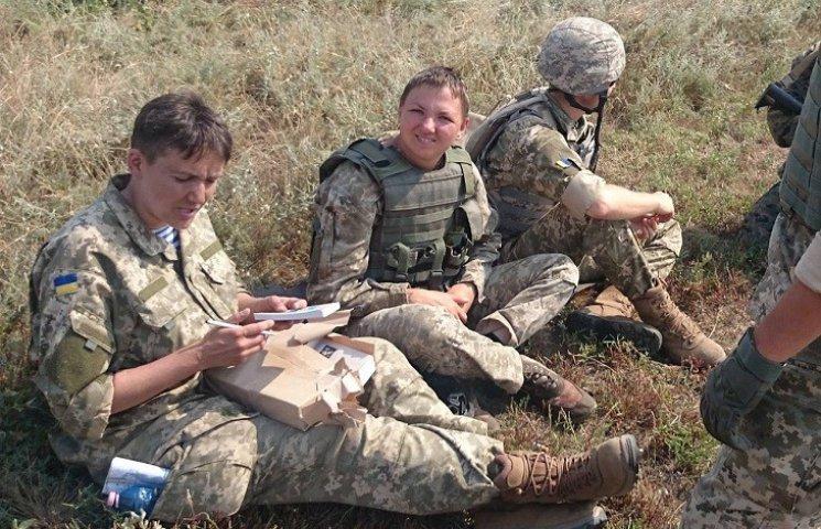 Савченко говорит, что украинские генералы раздражали американцев