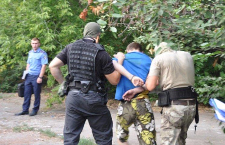 Граната, пистолеты и нож: как николаевские АТОшники шли грабить таксиста