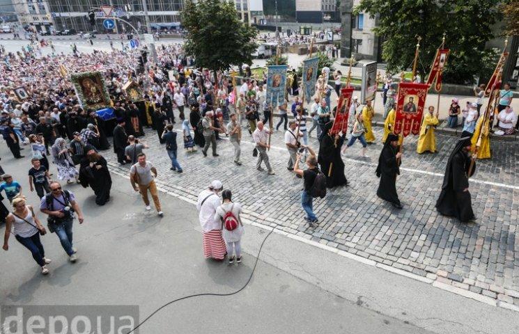 """Как путинские боты будут """"обмывать"""" успех ходоков Московского патриархата"""