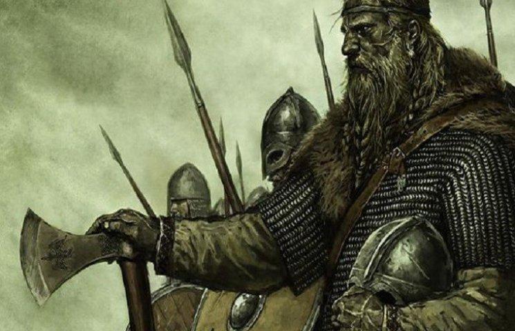 Величезний сокиру вікінгів знайшли данські археологи
