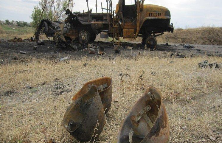 Безвісти зниклими в АТО  вважаються шестеро вояків з Хмельниччини