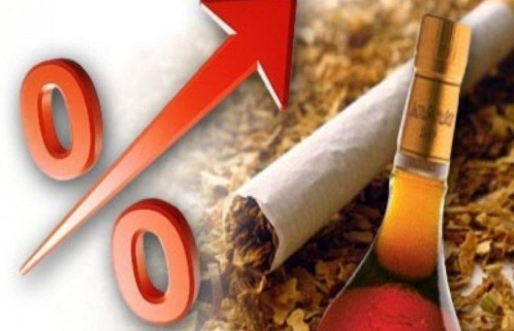 За акоголь і тютюн Хмельниччина отримала 11 мільйонів гривень