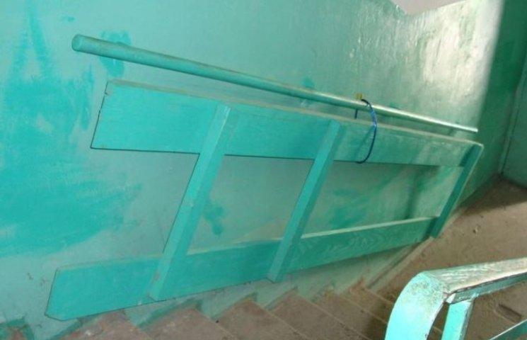 У Миколаєві розробляють проект вікидних пандусів в будинках, де мешкають інваліди