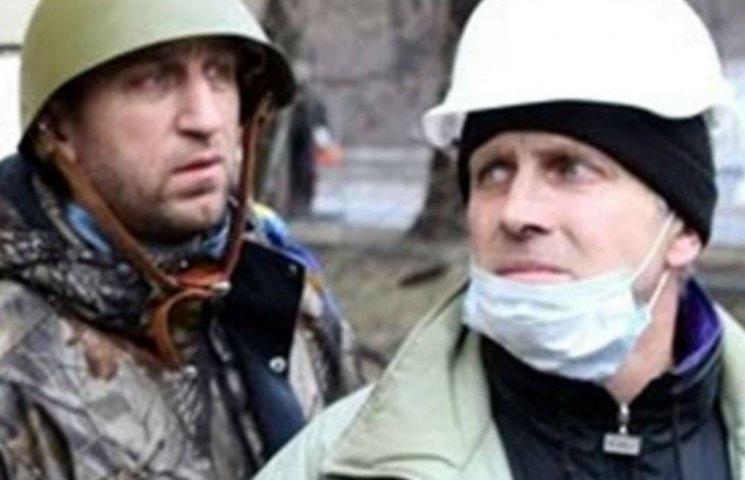 Силовики розшукують п'ятьох чоловіків, обізнаних про вбивства на Майдані  (ФОТО)