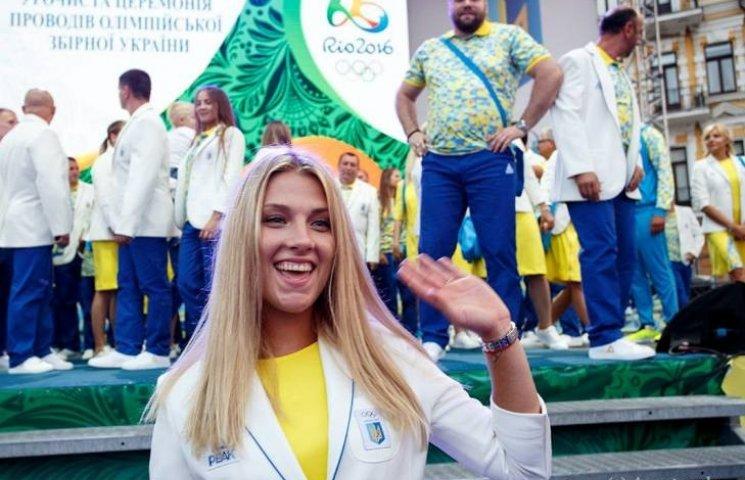 В планах у мене дві поідї, - Харлан про третю Олімпіаду у своєму житті