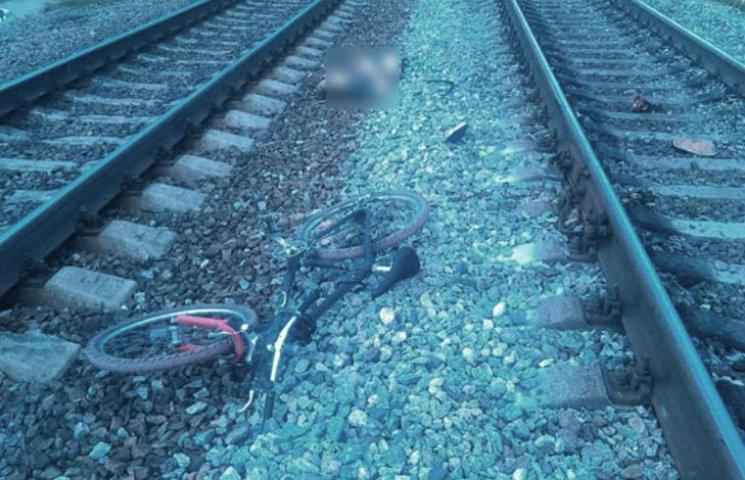 На Полтавщині підлітка, який ішов у навушниках, збив потяг
