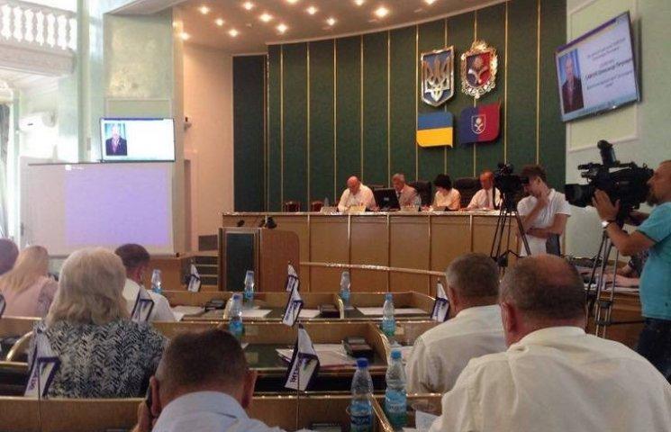 """Хмельницкие депутаты просят парламент усовершенствовать """"закон Савченко"""""""