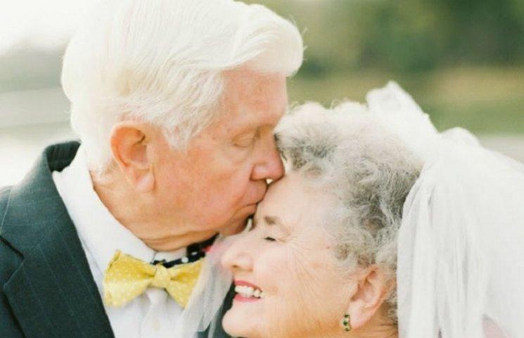 Пара, которая сделала первую свадебную фотосессию спустя 63 года, взорвала интернет