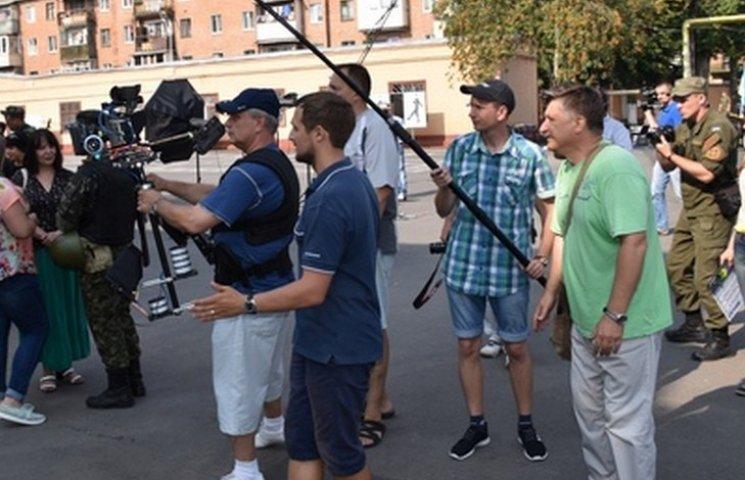 Як у Вінниці знімають соціальну драму про АТОвця