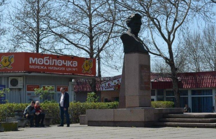 У Миколаєві знесли ще один декомунізований пам