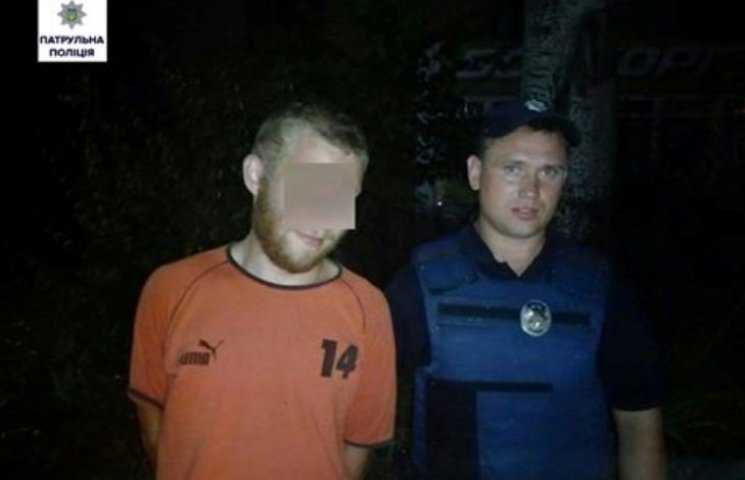 Грабіжник з Києва приїхав у Миколаїв грабувати молодих матусь