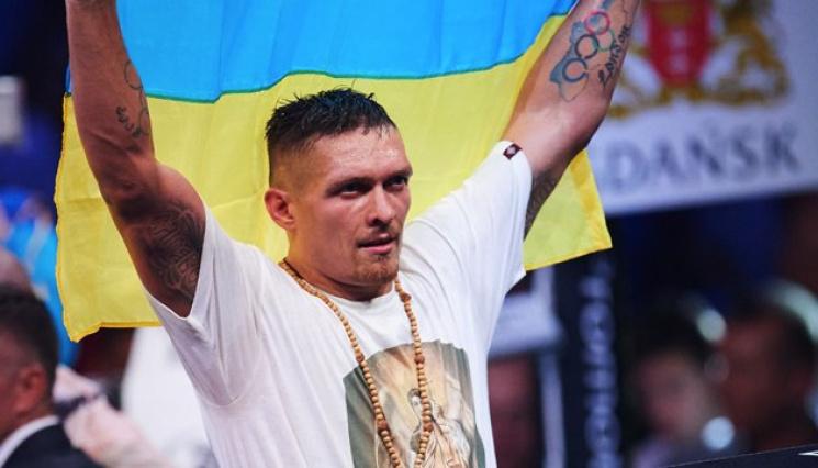 Усик підтвердив участь впершій в історії боксерській Лізі чемпіонів