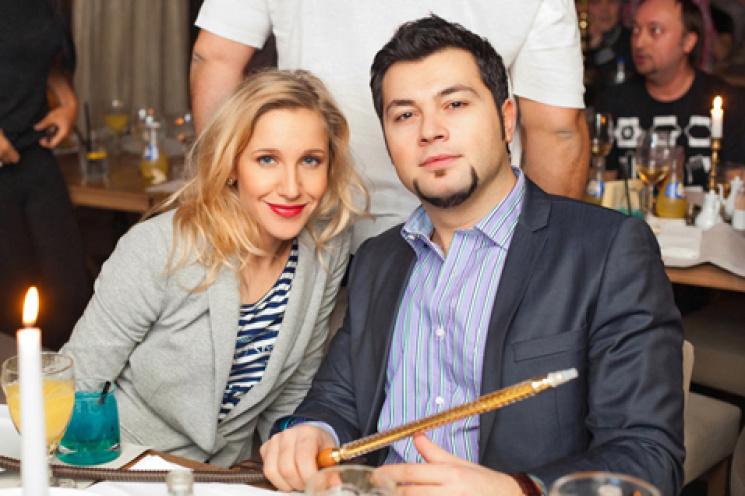 Телеведущая Юлия Ковальчук беременна