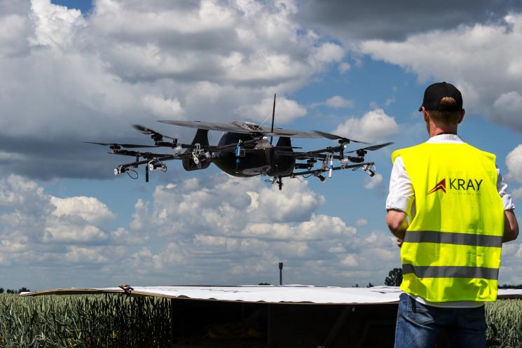 Как украинские дроны будут спасать амери…