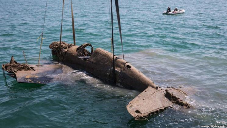 Минобoроны организует поиски затонувших уберегов Крыма кораблей времен ВОВ