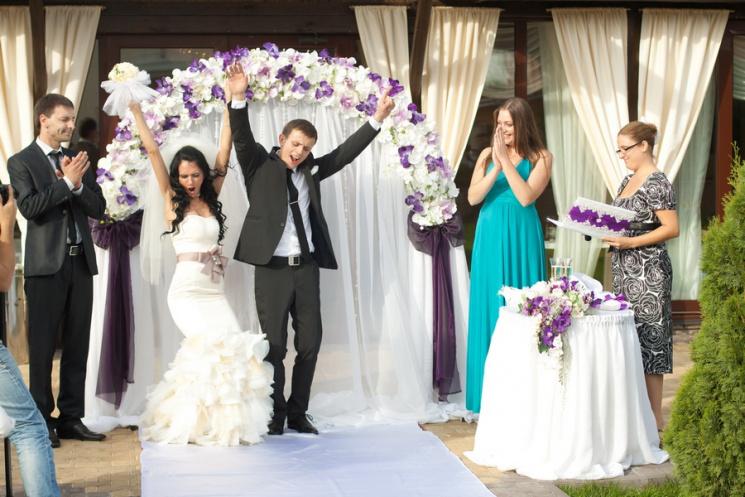 7июля вКиеве ожидается свадебный бум