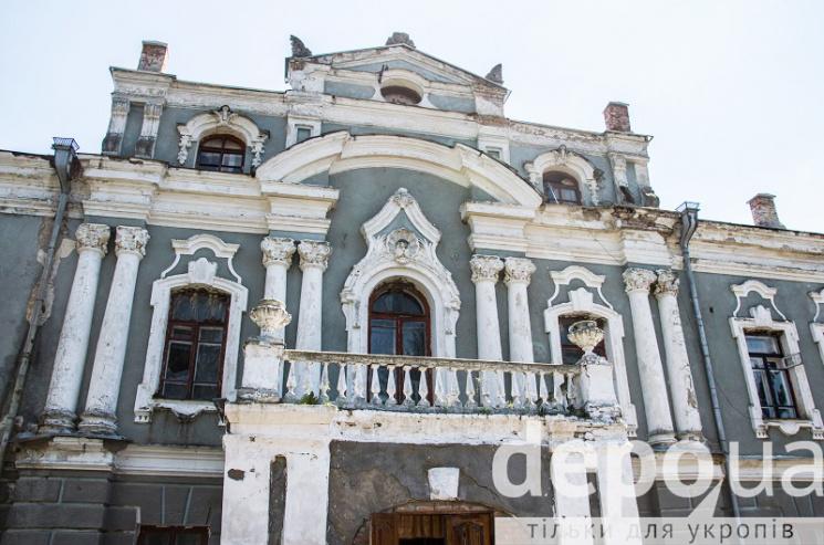 Мариинский дворец на Виннитчине: Как доживает век роскошный особняк доктора Меринга