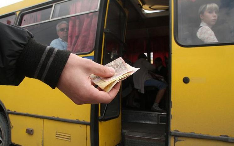 Киевпастранс объявил оподорожании проезда вмаршрутках столицы Украины