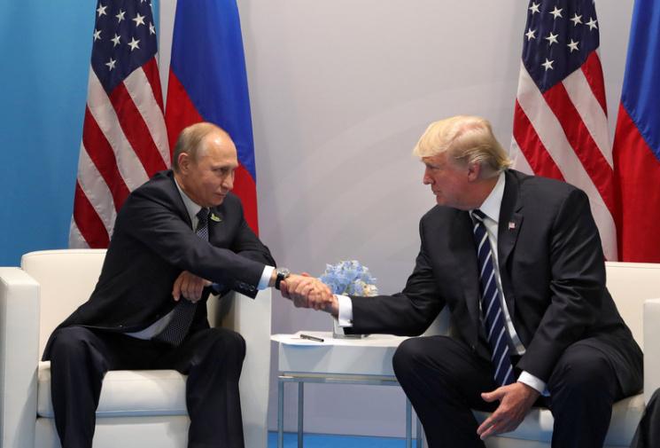 Як Трамп підімне Конгрес коштом Путіна