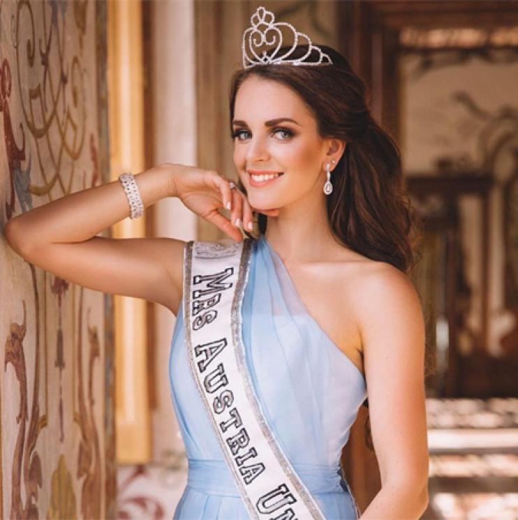 Українка стала найкрасивішою жінкою Авст…