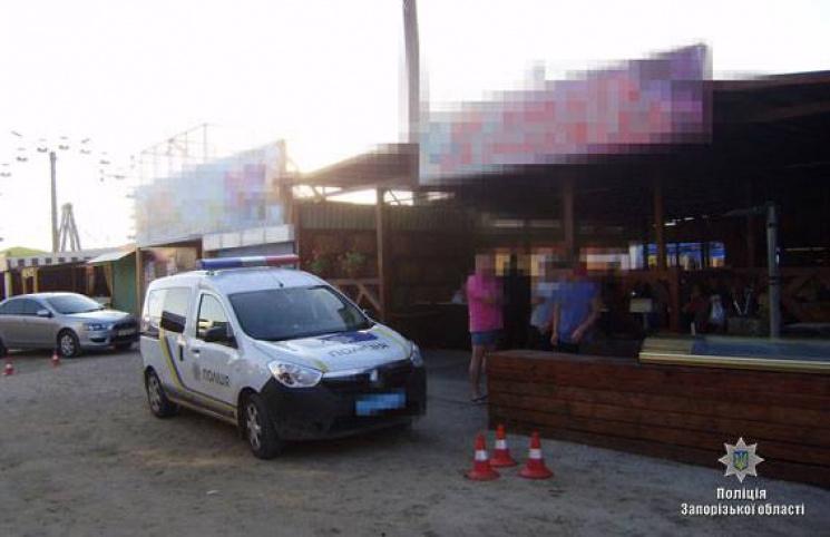 Стрельба накурорте Запорожья: ранения получили два человека