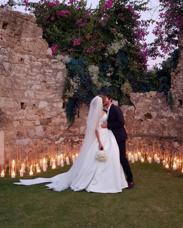 Привычка жениться: Алла Добкина вышла замуж второй раз фото 1