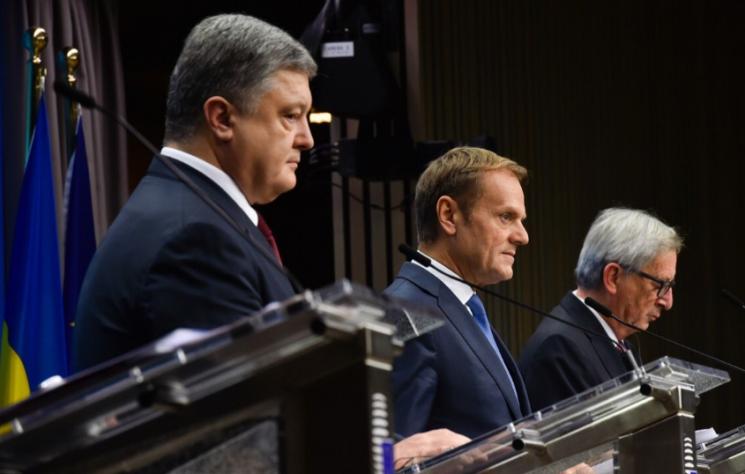 Чи вдасться Києву уникнути скандалу на самміті Україна-ЄС