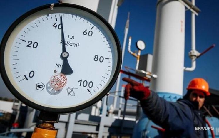 Экспорт русского  газа ссамого начала  года увеличился на12%