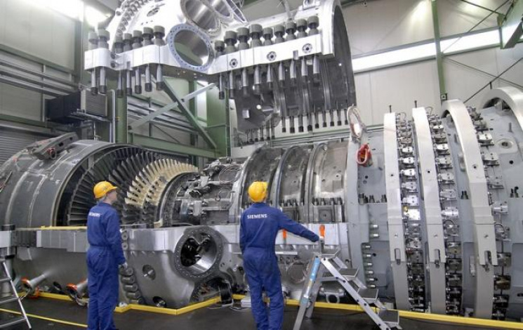 Росія завезла доокупованого Криму щедві газові турбіни