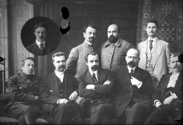 """Щоденник """"Української весни"""": 15 липня 1917 року"""