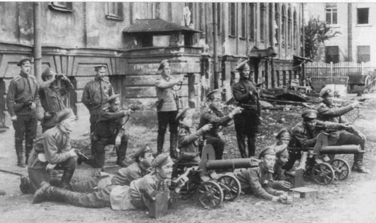 """Щоденник """"Української весни"""": 16 липня 1917 року"""
