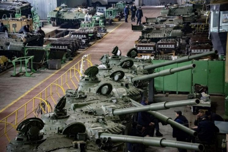 Корупція в армії. Що відбувається навколо Львівського бронетанкового заводу