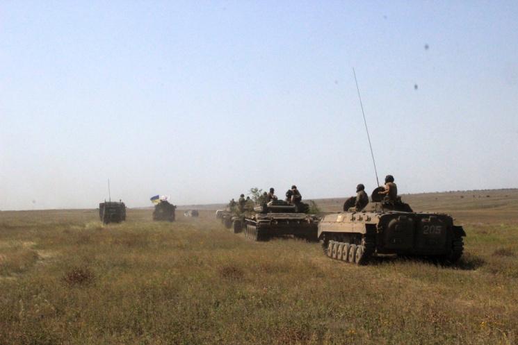 Лисенко розповів, де найбільше на Донбасі гине бойовиків