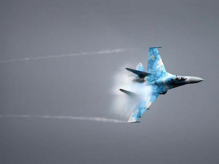 Украинские летчики показали свое мастерство набританском авиашоу