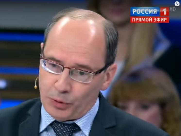 Крим - це територія України і підлягає поверненню, - російський вчений