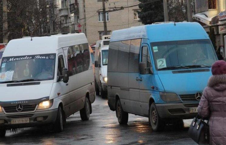 """Хмельничани хочуть ще один """"студентський"""" маршрут"""
