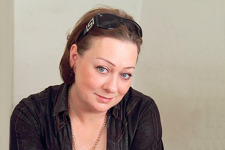 Російська акторка, яка виступала в Криму, потрапила до лікарні