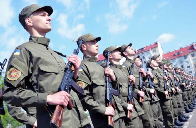 У серпні хмельничани зможуть одягнути форму Нацгвардії