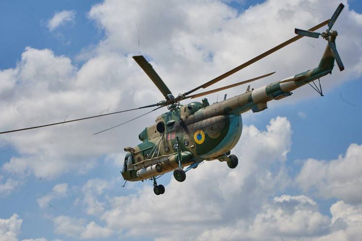 На Миколаївщині влаштували бойові стрільбища з десантуванням
