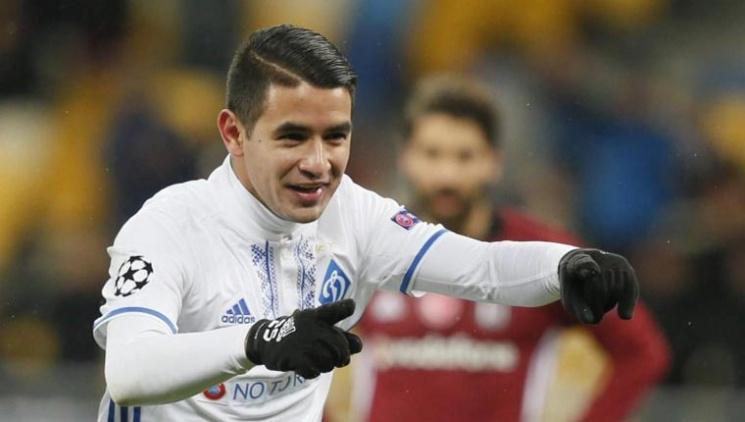Португальский защитник «Динамо» Антунеш переходит виспанский «Хетафе»