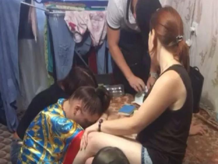 Прикордонники викрили канал продажу жінок усексуальне рабство (ФОТО, ВІДЕО)