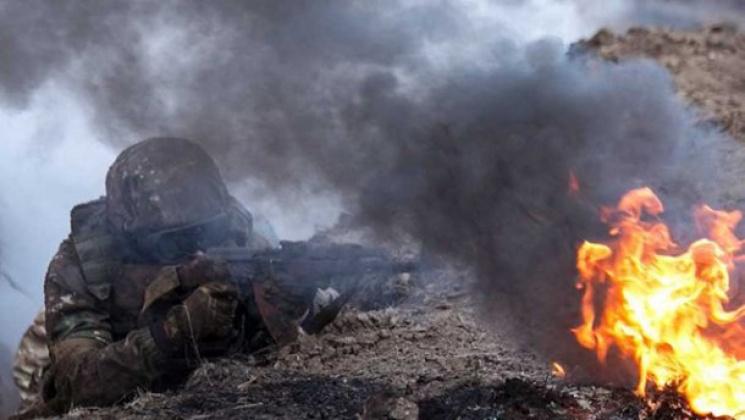 Боевики усилили активность взоне АТО: УВСУ серьезные потери