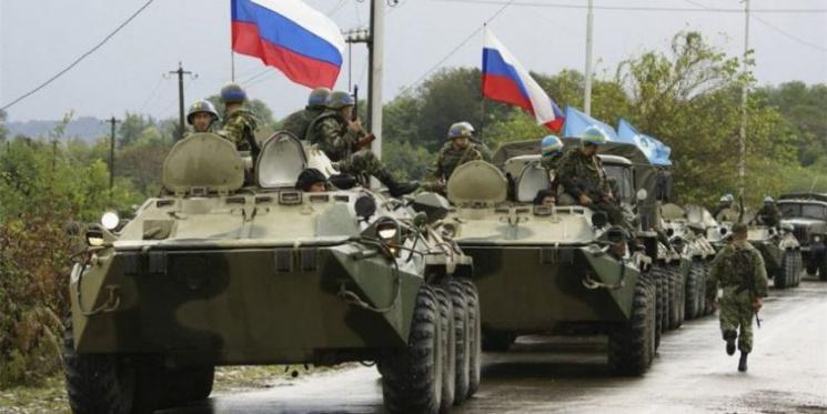 Генштаб Украины (КАРТА): РФ стянула кгранице три дивизии