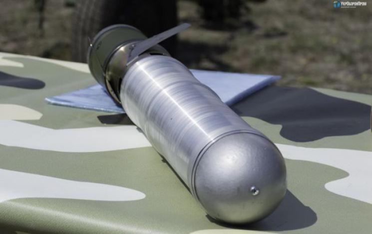 ВУкраинском государстве испытали новое термобарическое оружие