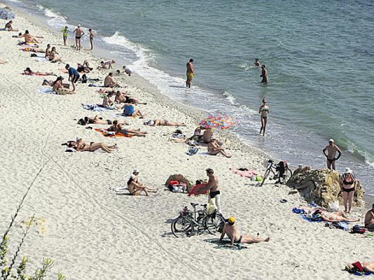Пляжи Одессы подробный обзор 44
