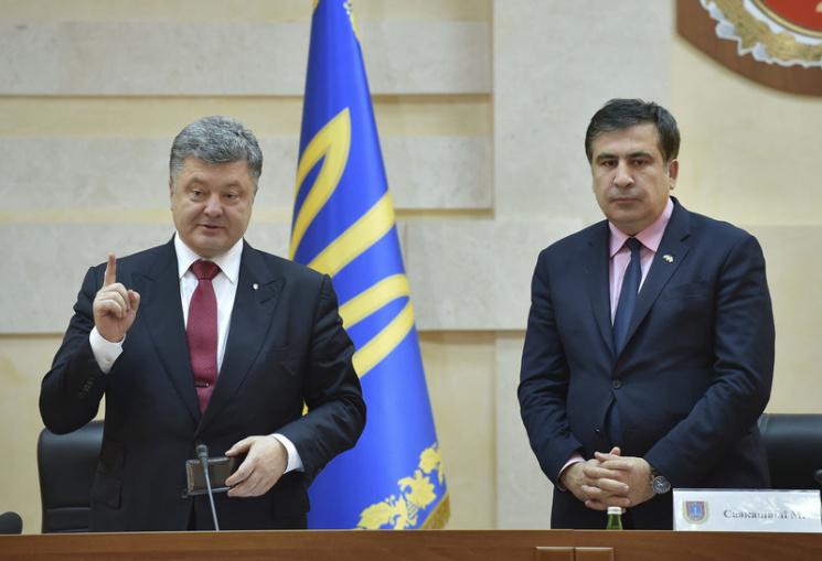 Руководитель Миграционной службы прятался от приверженцев Саакашвили