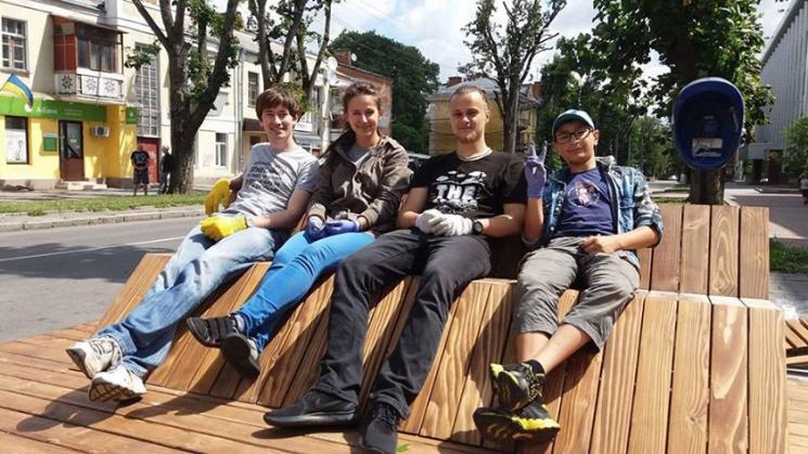У середмісті Хмельницького з'явилис…