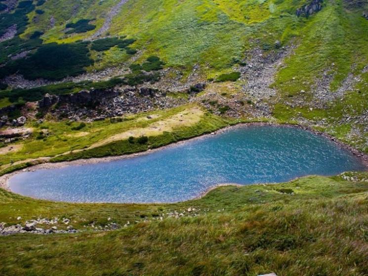 А я не на морі: ТОП озер Карпат, які замінять морський відпочинок фото 1