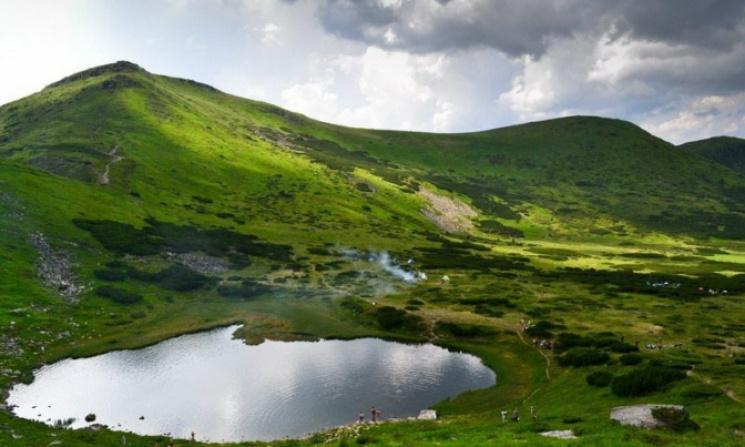А я не на морі: ТОП озер Карпат, які замінять морський відпочинок фото 2